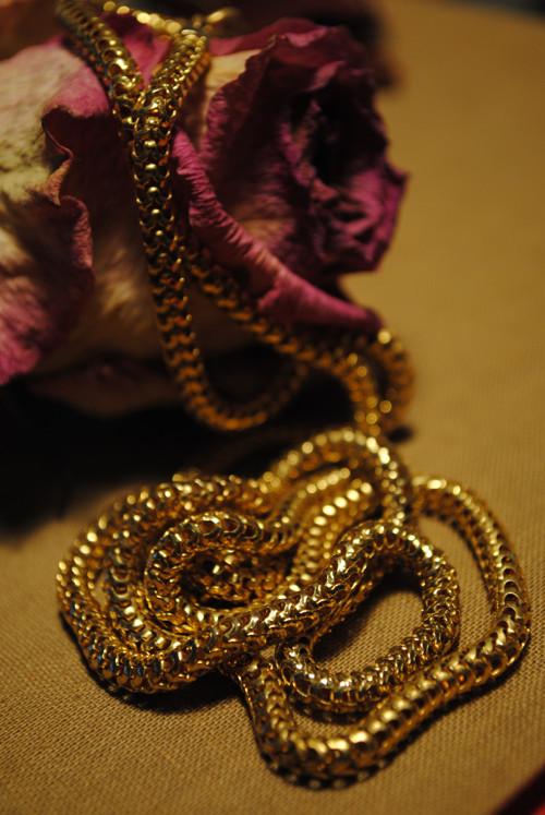 Vintage náhrdelník - Řetěz