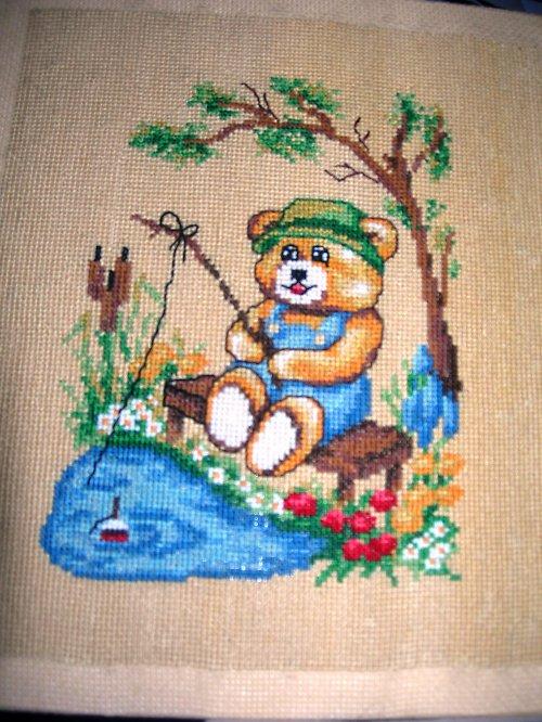 Malý rybář