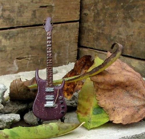 Music Man John Petrucci fialová