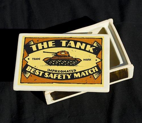 Krabička The Tank