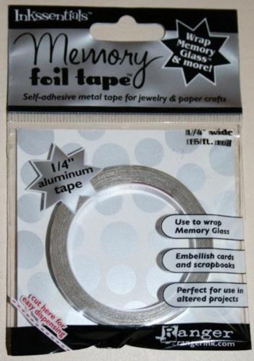 Dekorační samolepicí hliníková páska