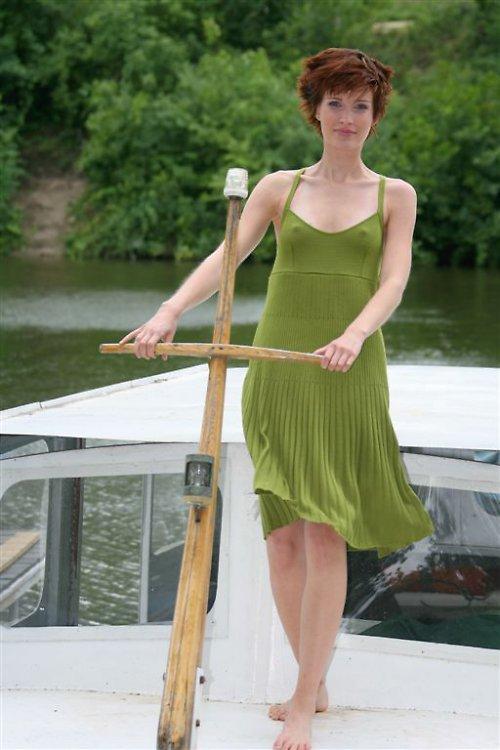 letní šaty na ramínka ZITA