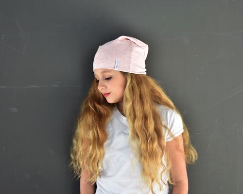 Čepice Olé růžová