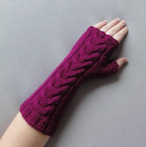 Nachové návleky na ruce