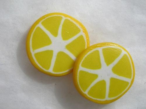Citrony do uší