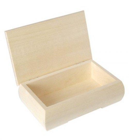 Krabička oblá menší DL169