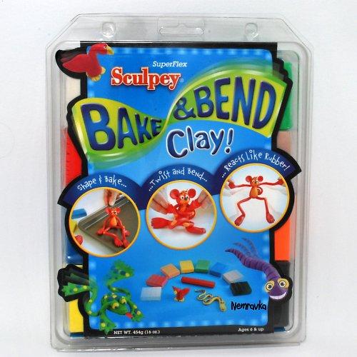 Bake&Bend pružná hmota / velké balení
