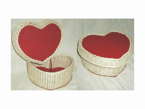 Kazeta ve tvaru srdce