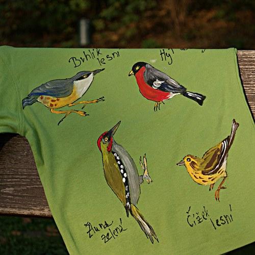 Lesní ptáčci na přání