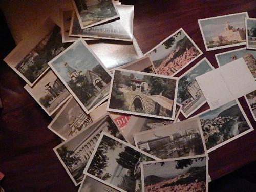 Sofia- Bulharsko - soubor 28 pohlednic