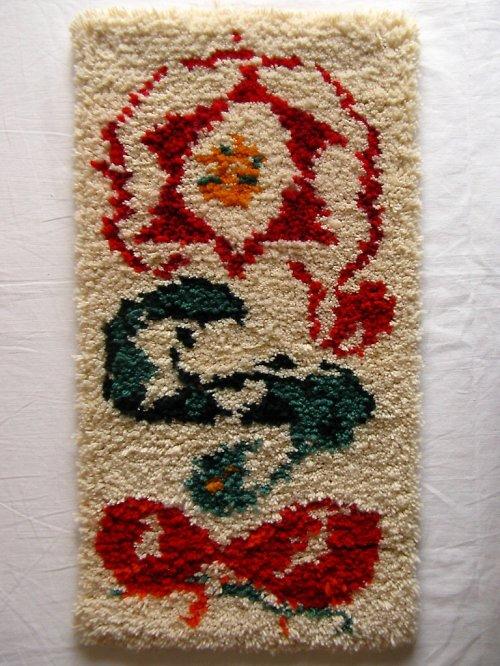 Dekorativní kobereček