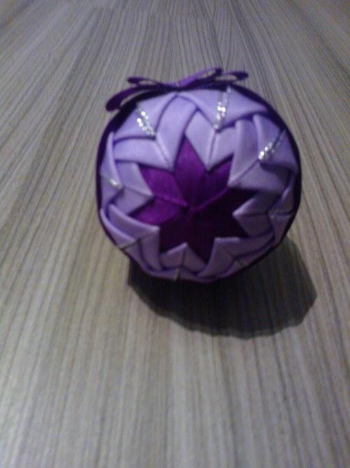 koule z patchworku