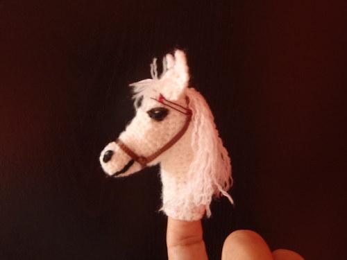Koník bílý - Toník