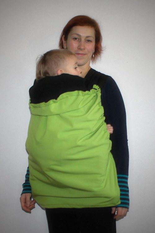 Softshellová ochranná kapsa na nosítko :)
