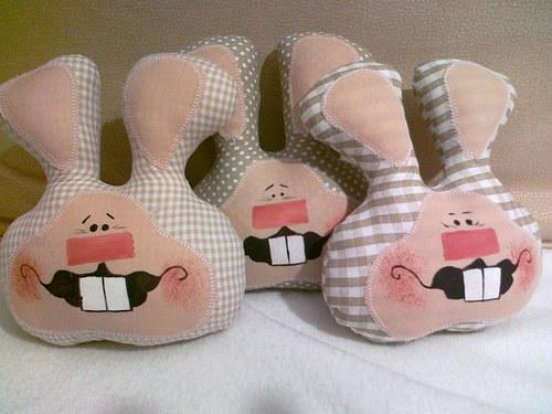 Veselé zajace