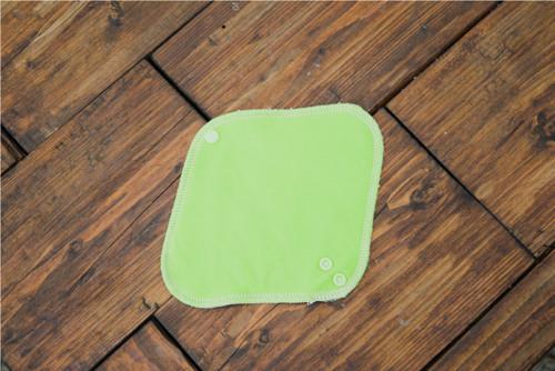 Látková intimka - Zelená