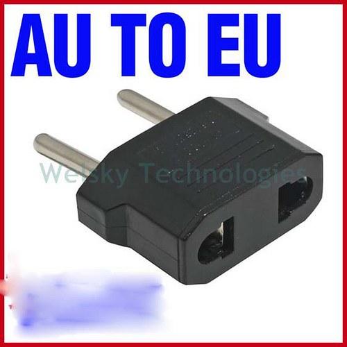Redukce na Zásuvku EU-AU