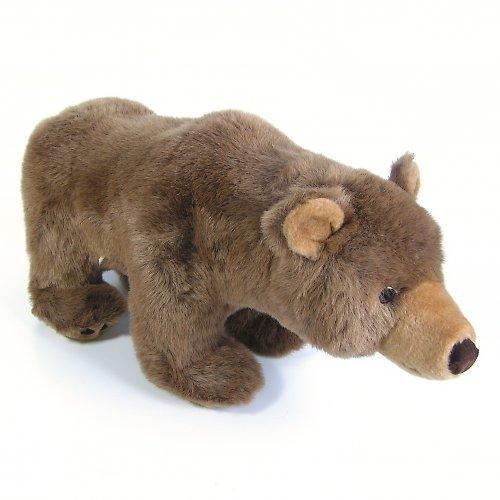 Medvěd hnědý - autorská hračka