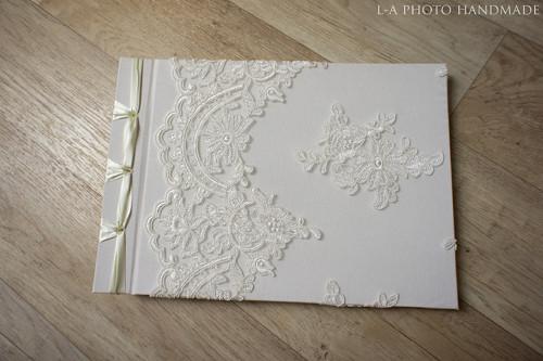 LUXURY WEDDING LACE - Analia II. (fotoalbum A4)