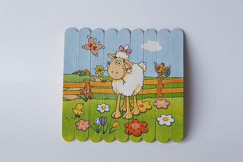 Veselá ovečka