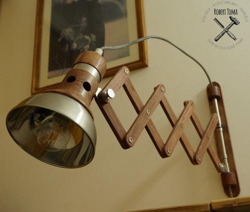 Nástenná lampa MIKRON