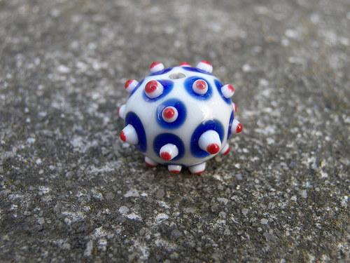 porcelánový ježek