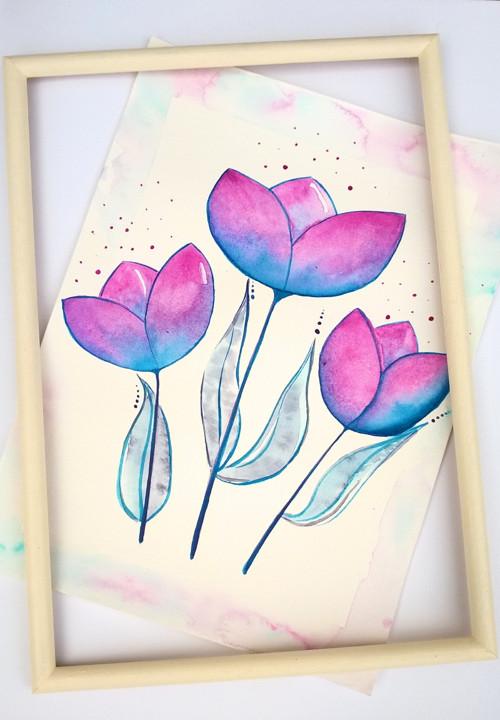 Řeč tulipánů