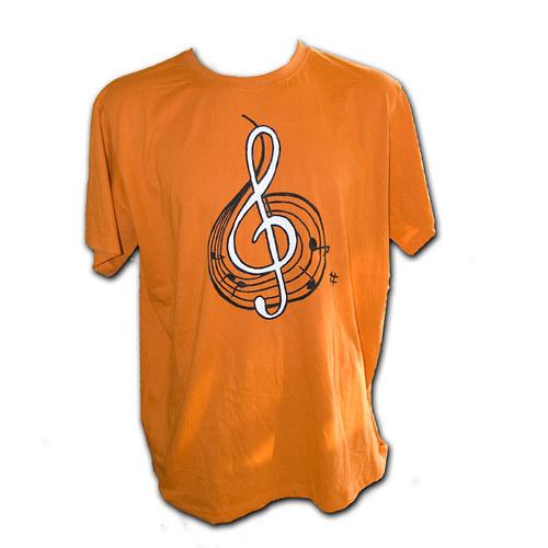 534 hudební tričko