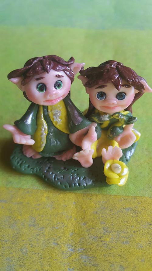 Jarní elfové