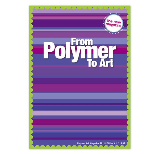 From Polymer to Art - Purple / časopis