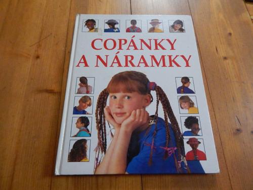 Copánky a náramky - kniha