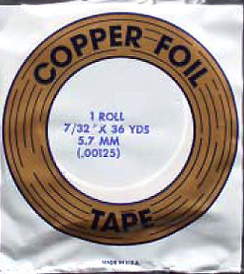 Měděná samolepící páska EDCO - tiffany, MĚĎ