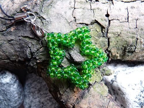 Hvězdička zelenozelená :o)