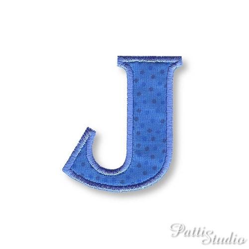 Aplikace - písmeno J