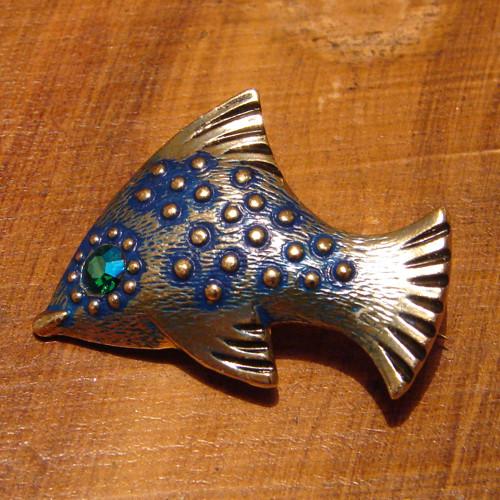 Povídala rybě ryba - brož