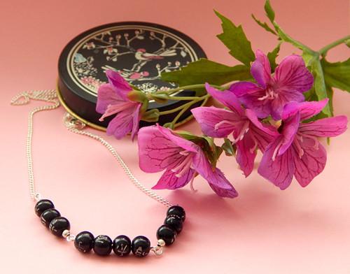 Magická asie - náhrdelník