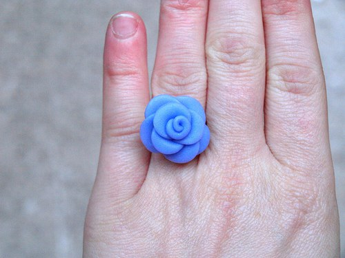 Šeřík: prstýnek
