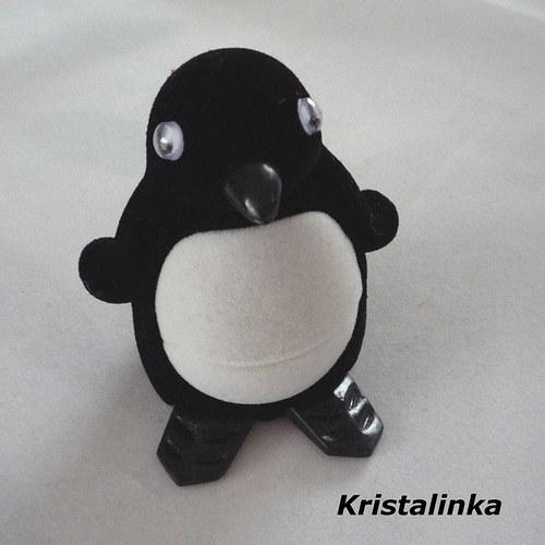 Krabička ...tučňák