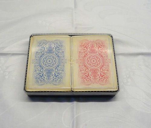 Kanastové KARTY v originální krabičce
