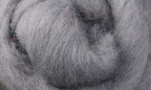 Česanec Corriedale Grey 20 g