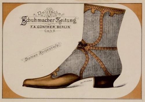 Dámská obuv II