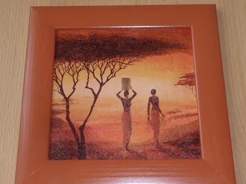 Obrázek Afrika 2