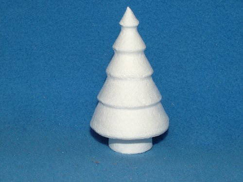 Stromek z buničité vaty (41 x 70 mm) - 1 kus