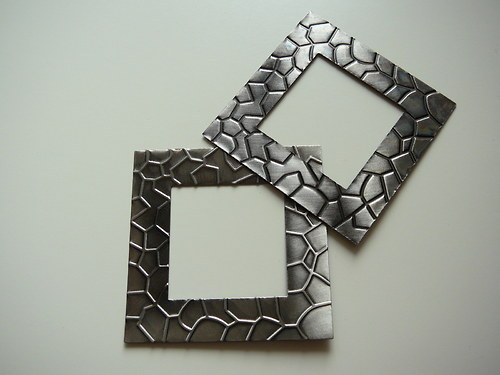 Kovové rámečky 2 ks
