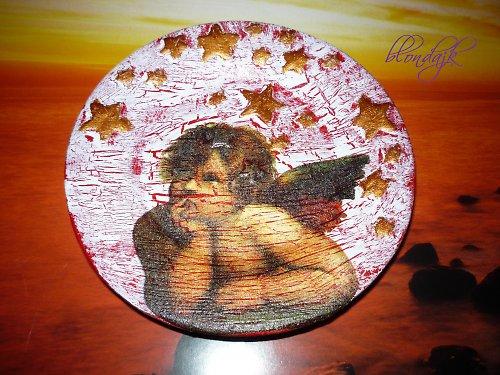 Andělský talířek
