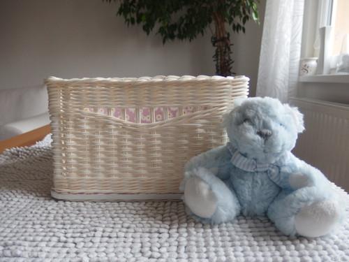 Košík pro miminko:)