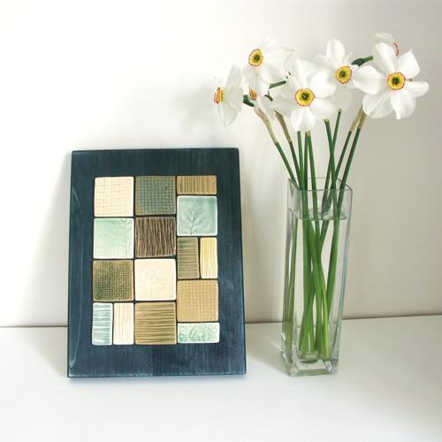 Keramický patchwork IV
