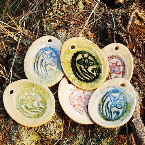 Velikonoční vajíčka sklo a keramika -sada