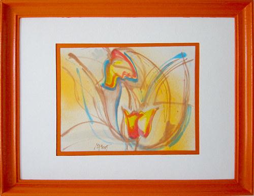 "\""Tři tulipány\"""