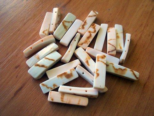 Materiál -mramorové tyčinky